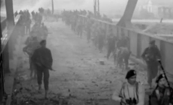 ナチスドイツの命運を決定したノルマンディー上陸作戦を空前のスケールで描く『史上最大の作戦』