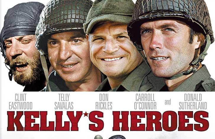 シャーマン無双が見られる「 戦略大作戦 」は様々な作品にネタとして使用される愛された戦争コメディ作品!