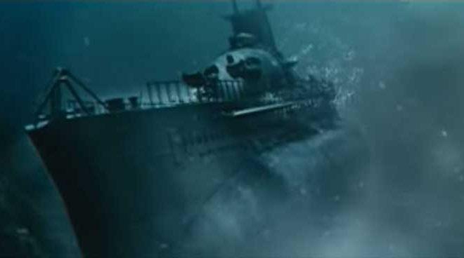 日本人の魂を熱くする潜水艦映画「ローレライ」と「伊507」のモチーフとなった実在した仏潜水艦「シュルクフ」を紹介します!!