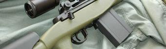 マルイ電動M14をドレスアップ!M14 DMR / G&P M-14 DMR コンバージョンキット